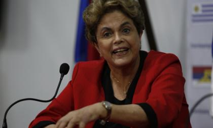 "La expresidenta Rousseff denuncia que Brasil ""vive un estado de excepción"""