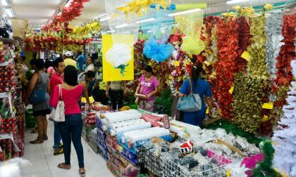 El comercio espera aumentar ventas en diciembre.