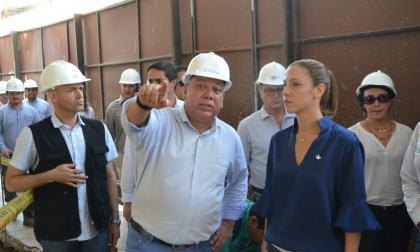 Gobierno invertirá 4,3 millones de dólares para restaurar Teatro Santa Marta