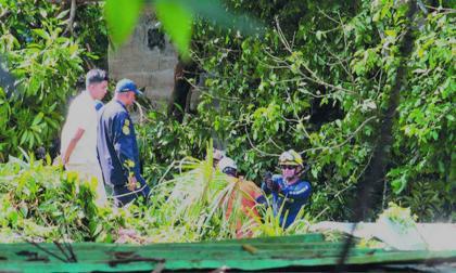 Encuentran cuerpo sin vida de colombiano en Panamá tras paso del huracán 'Otto'