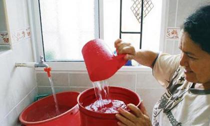 Servicio de agua será suspendido este miércoles en Cartagena