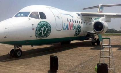 Fiscalía boliviana confisca dos aviones de LaMia que estaban en hangar militar