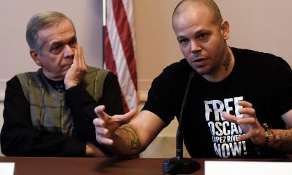 René Pérez pide a Obama la liberación de Oscar López