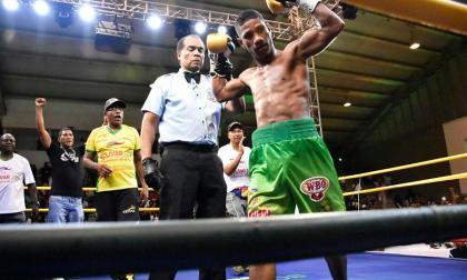 Miguel Marriaga ganó por KO y se aproxima a oportunidad mundialista