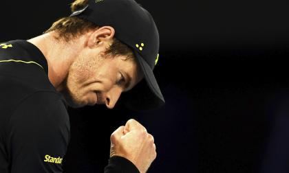 Murray le da cátedra de tenis a Rublev
