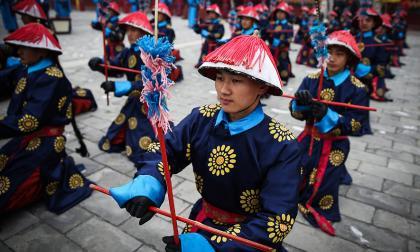 ¿Qué trae el Año Nuevo chino?