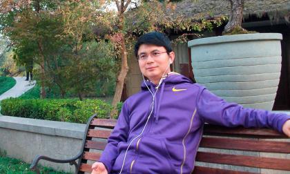 El empresario chino desaparecido, Xiao Jianhua.