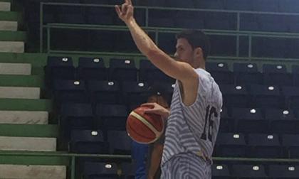El barranquillero Gianluca Bacci, en un entrenamiento.