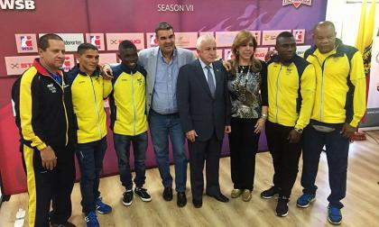 Cartagena se prepara para la Serie Mundial de Boxeo