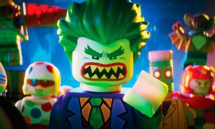 """""""The Lego Batman Movie"""" derrota a """"Fifty Shades Darker"""" en los cines de EE.UU"""