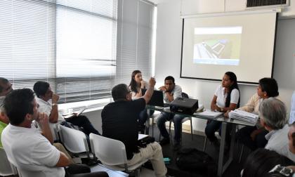 Pactan nueva reunión sobre proyecto de la sede del Sena en la Normal La Hacienda