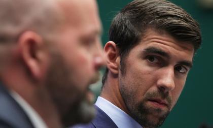 Michael Phelps pide revisión urgente de procedimientos antidopaje