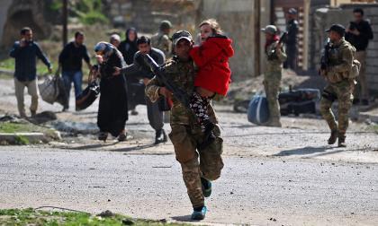 Viviendo la liberación de Mosul