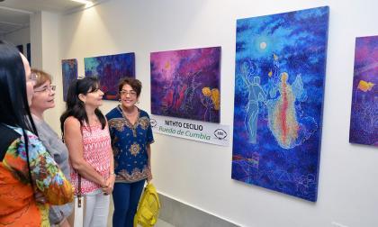 Galería de la Plaza de la Paz trae muestras diarias a Barranquilla