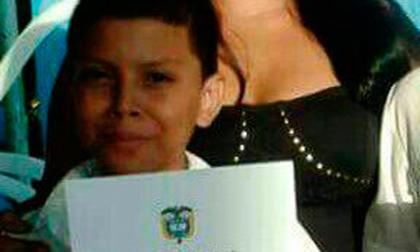 Isaías David Monsalvo Pereira en una imagen suministrada por su familia.