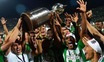 Atlético Nacional, el mejor equipo del mundo de 2016 según la IFFHS