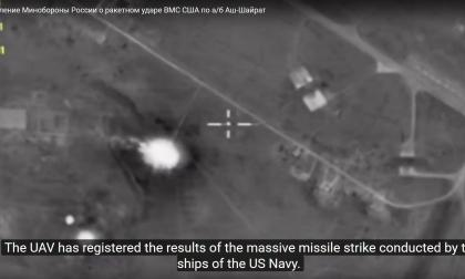 Al menos 15 civiles mueren en supuesto bombardeo de la coalición en Siria
