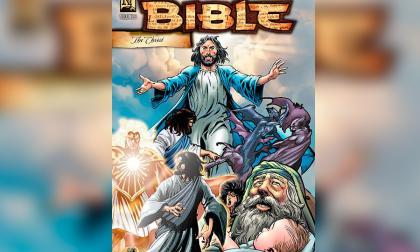 La Biblia: la historia que más se ha adaptado al cómic