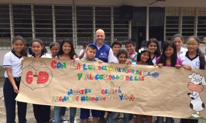 Tras avalancha, niños y niñas de Mocoa regresan a clases
