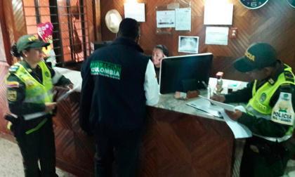 Inspeccionan hoteles para controlar el  ingreso ilegal de extranjeros a Valledupar