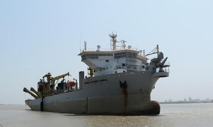 Autoridades y portuarios tienen confianza en Jan de Nul