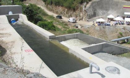 Represa del río Rancheria.