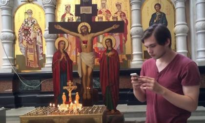 3,5 años de prisión a bloguero ruso por cazar pokémones en iglesia