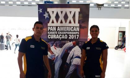 Triviño y Torres, listos para el Panamericano