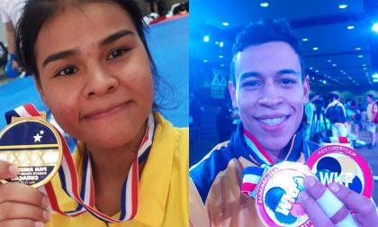 Torres y Triviño alcanzan oro en Panamericano