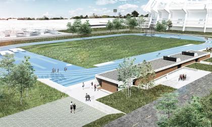 Este miércoles comienzan las obras del nuevo Estadio de Atletismo de Barranquilla