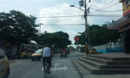 Joven fue baleado cuando intentaba robar una moto en Villate