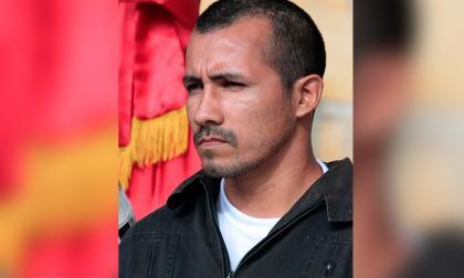 Alexander Farfán Suárez, alias 'Enrique Gafas'.