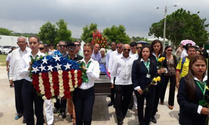 Un adiós 'Olímpico' a Marco Coll