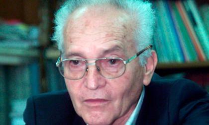U. Nacional hace homenaje al sociólogo barranquillero Orlando Fals Borda