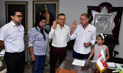 """""""Buscaré acercamientos con Distrito para que no siga indiferente a la UA"""": Carlos Prasca"""
