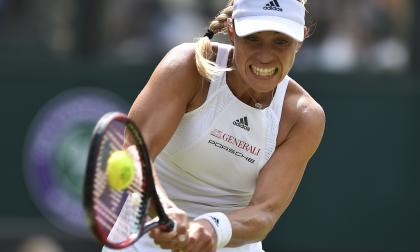 La favorita Angelique Kerber avanza en Wimbledon