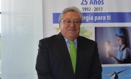 Germán Espinosa, presidente Campetrol.