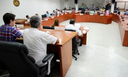 Concejo aprueba en primer debate modernización de la Normal La Hacienda