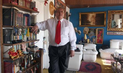 Héctor Mora.