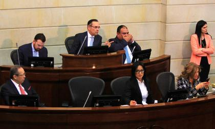 La OEI hará seguimiento al Congreso sobre trámite de los acuerdos de paz