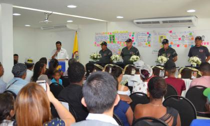 Los familiares de las víctimas llegaron de diferentes partes de Sucre para recibir los restos de sus parientes.