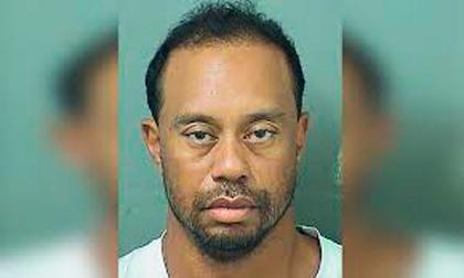 Los cinco fármacos que Tiger Woods consumió cuando fue arrestado en mayo