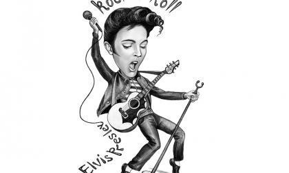 40 años después de su muerte, Elvis sigue siendo el rey