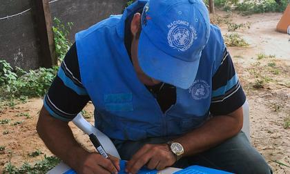 Murió chileno que era observador de la ONU en Colombia