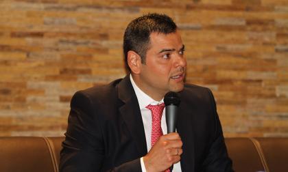 Gilberto Blanco Zúñiga, procurador ambiental.