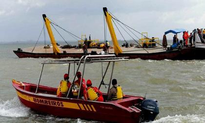 Al menos siete fallecidos en naufragio en el norte de Brasil