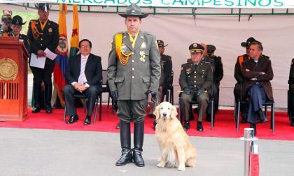 El homenaje a Dogui este viernes.