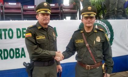 Frente Común de la Policía en Córdoba, Sucre y Antioquia contra los grupos armados ilegales