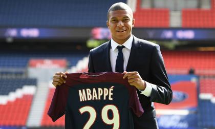 Mbappé podría estrenarse con el PSG ante el Metz