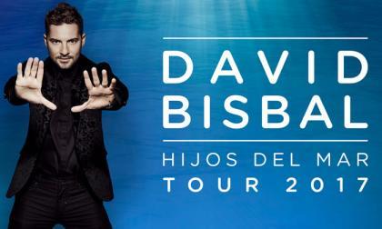 David Bisbal traerá su gira a Colombia a beneficio de Unicef